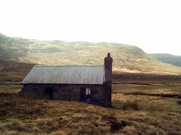 Bearnais Bothy ext